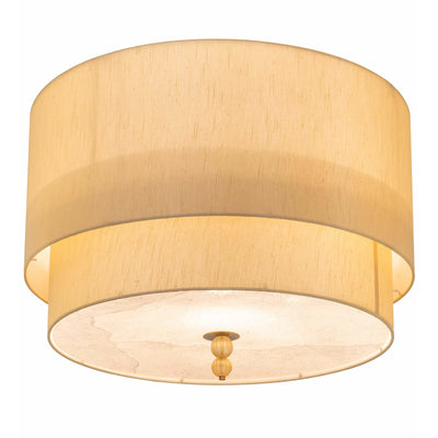Meyda Lighting Ceiling Fixture, Flush Mounts Default Cilindro Lujoso Ceiling Fixture By Meyda Lighting 190703