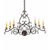 Meyda Lighting Ceiling Fixture, Chandeliers Default Meredith Ceiling Fixture By Meyda Lighting 194364