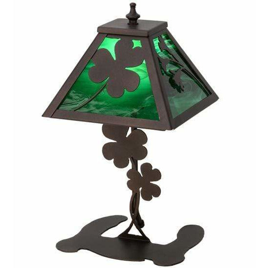 Meyda Lighting Table Lamps, Lamps Default Shamrock Table Lamps By Meyda Lighting 156586