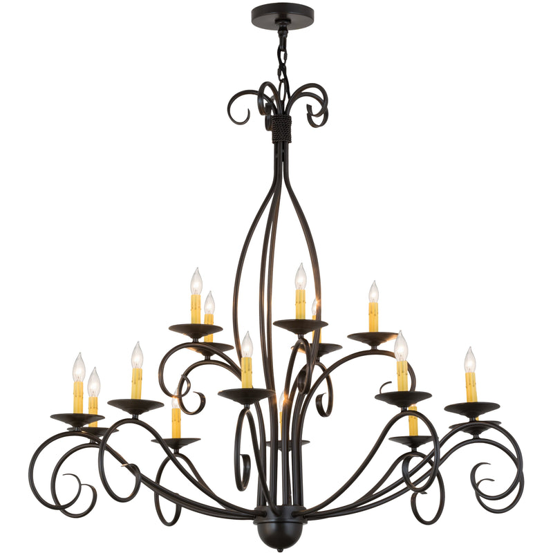 Meyda Lighting Chandeliers Default Sienna Ceiling Fixture By Meyda Lighting 171607