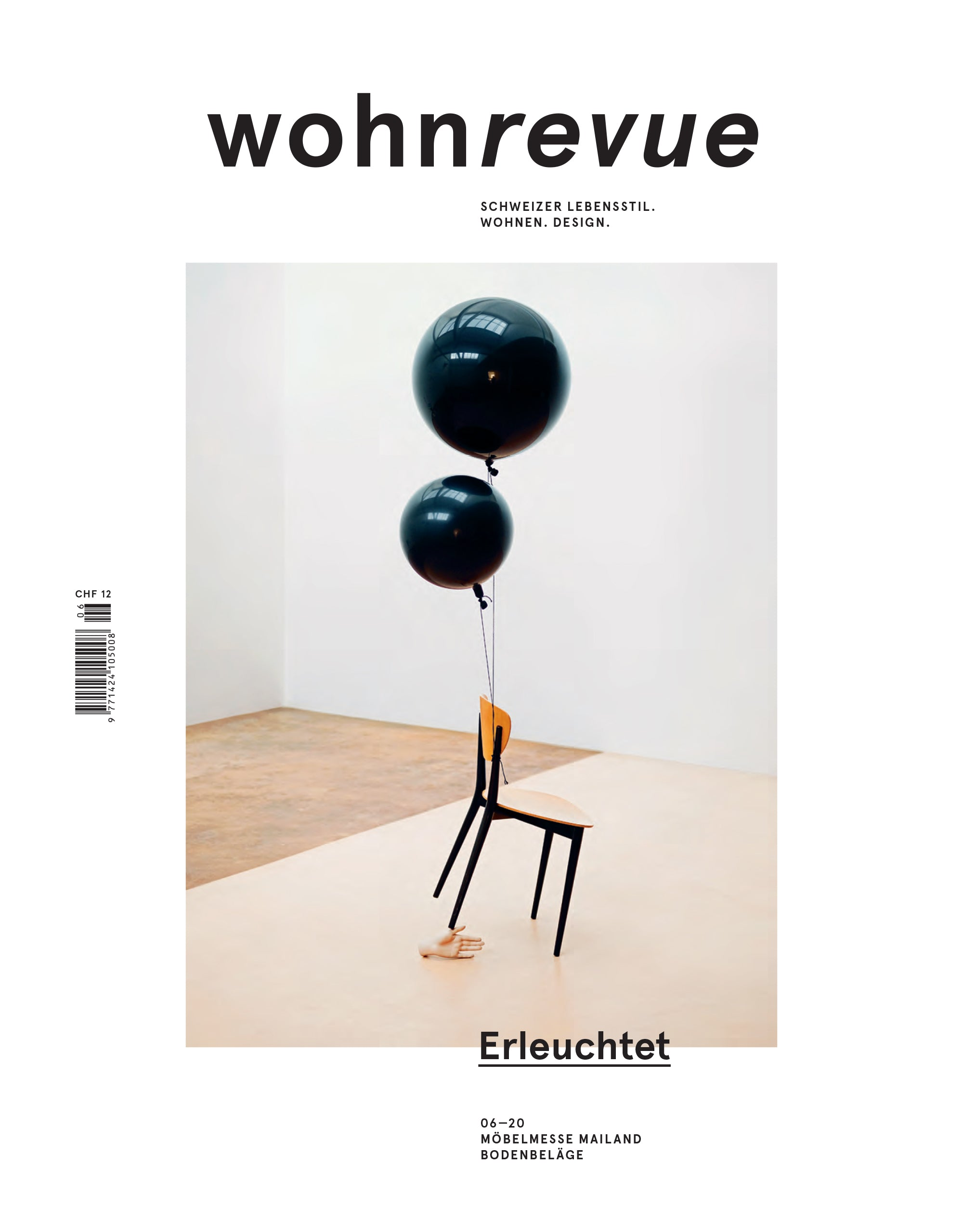 Wohnrevue: Tradition modern interpretiert