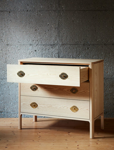 Natural Kommode—Alpine Dresser