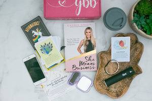 professional yoga teacher box