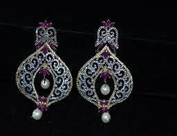 The Glamorous Saga Ani Earrings
