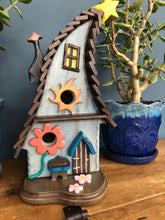 Load image into Gallery viewer, Shooting Star - birdhouse