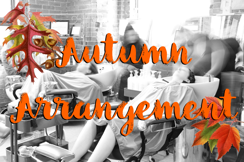 Autumn Arrangement Vlog with Noelle & Sarah!