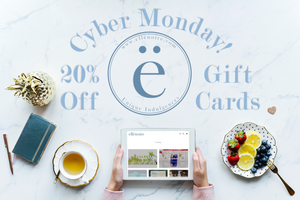 Calling All Online Shoppers! Cyber Monday Has Arrived!