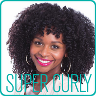 Click For Super Curly Hair Type Products!