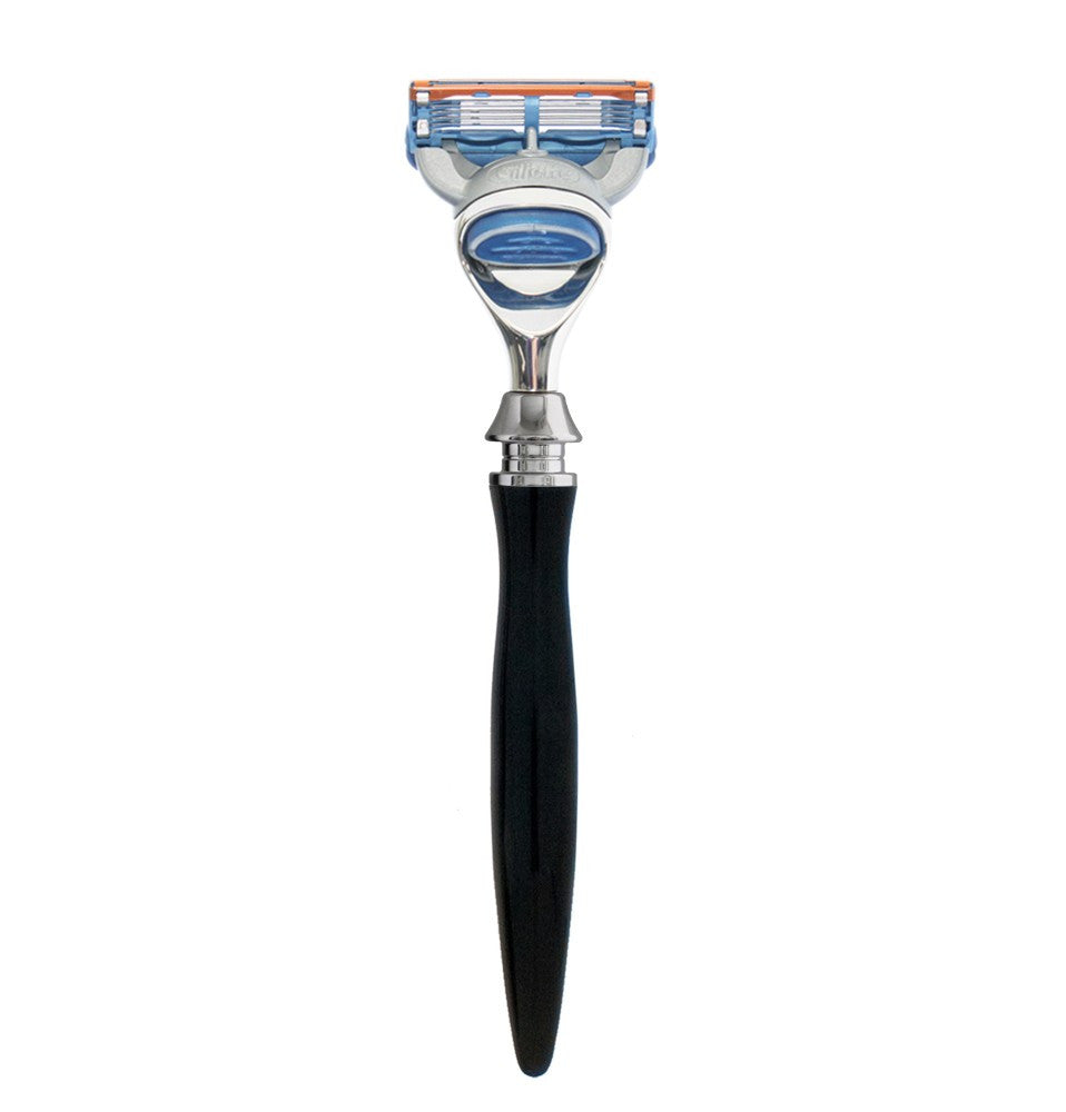 eShave 5-Blade Luxury Razor-Shaving-ellënoire body, bath fragrance & curly hair