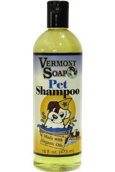 Vermont Organic Pet Shampoo Made From Organic Oils-Pet Product-ellënoire body, bath fragrance & curly hair