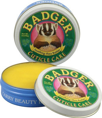 Badger Cuticle Care Balm-Skin Care-ellënoire body, bath fragrance & curly hair