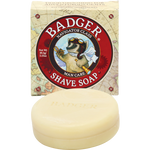 Badger Men's Shave Soap-Shaving-ellënoire body, bath fragrance & curly hair