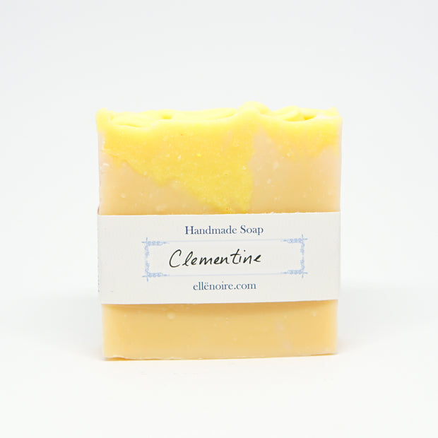 ellënoire Handmade Soap Clementine-ellënoire body, bath fragrance & curly hair