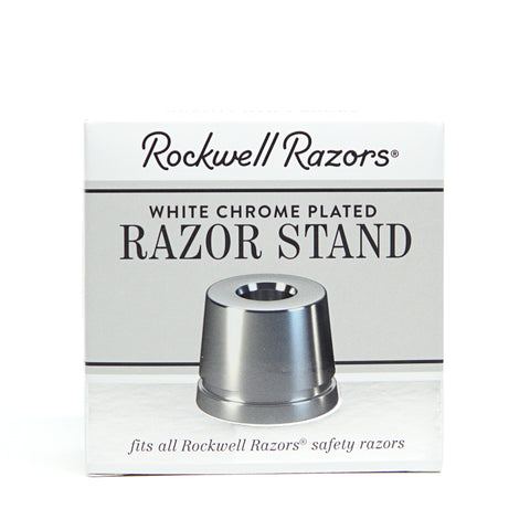 Rockwell Razors - Inkwell Razor Stand-ellënoire body, bath fragrance & curly hair