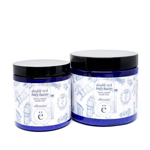 ellënoire Double Rich Body Butter.... NOW WHIPPED!-Skin Care-ellënoire body, bath fragrance & curly hair