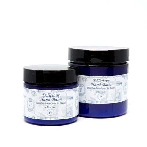 ellënoire Delicious Hand Balm-Nail Care-ellënoire body, bath fragrance & curly hair