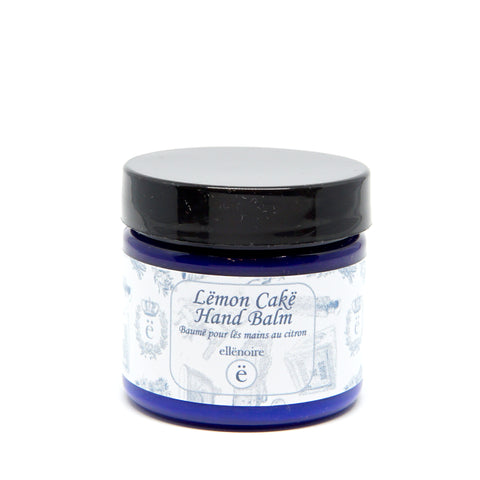 ellënoire Lemon Cake Hand Balm-ellënoire body, bath fragrance & curly hair