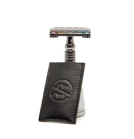 Rockwell Razors - Genuine Leather Shaving Sheath-ellënoire body, bath fragrance & curly hair