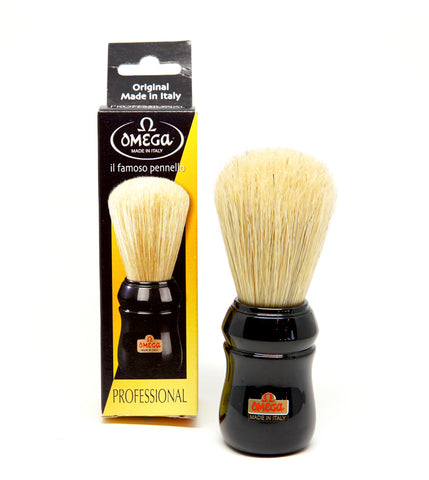 Omega - No. 49 Professional Brush-Shaving-ellënoire body, bath fragrance & curly hair