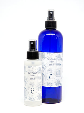 ellenoire Handmade Lavender Mist-Hair Care-ellënoire body, bath fragrance & curly hair