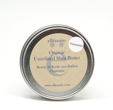 ellënoire everyday Organic Shea Butter-face products-ellënoire body, bath fragrance & curly hair