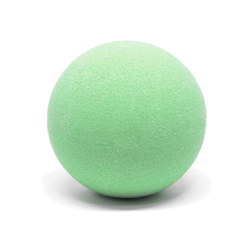 "ellënoire ""ëbomb"" Bath Bomb - Key Lime-Bath Products-ellënoire body, bath fragrance & curly hair"