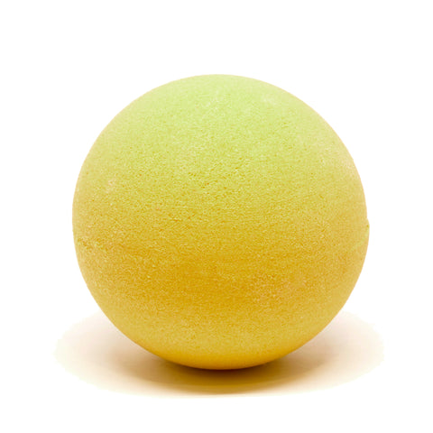 "ellënoire ""ëbomb"" Bath Bomb - Lemongrass-Bath Products-ellënoire body, bath fragrance & curly hair"