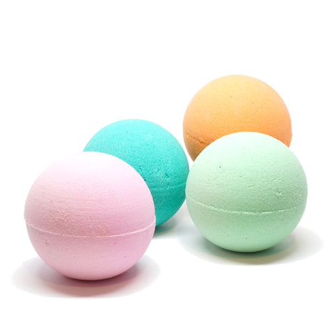 "ellënoire ""ëbomb"" Bath Bombs pick your Favourite scent!-Bath Products-ellënoire body, bath fragrance & curly hair"