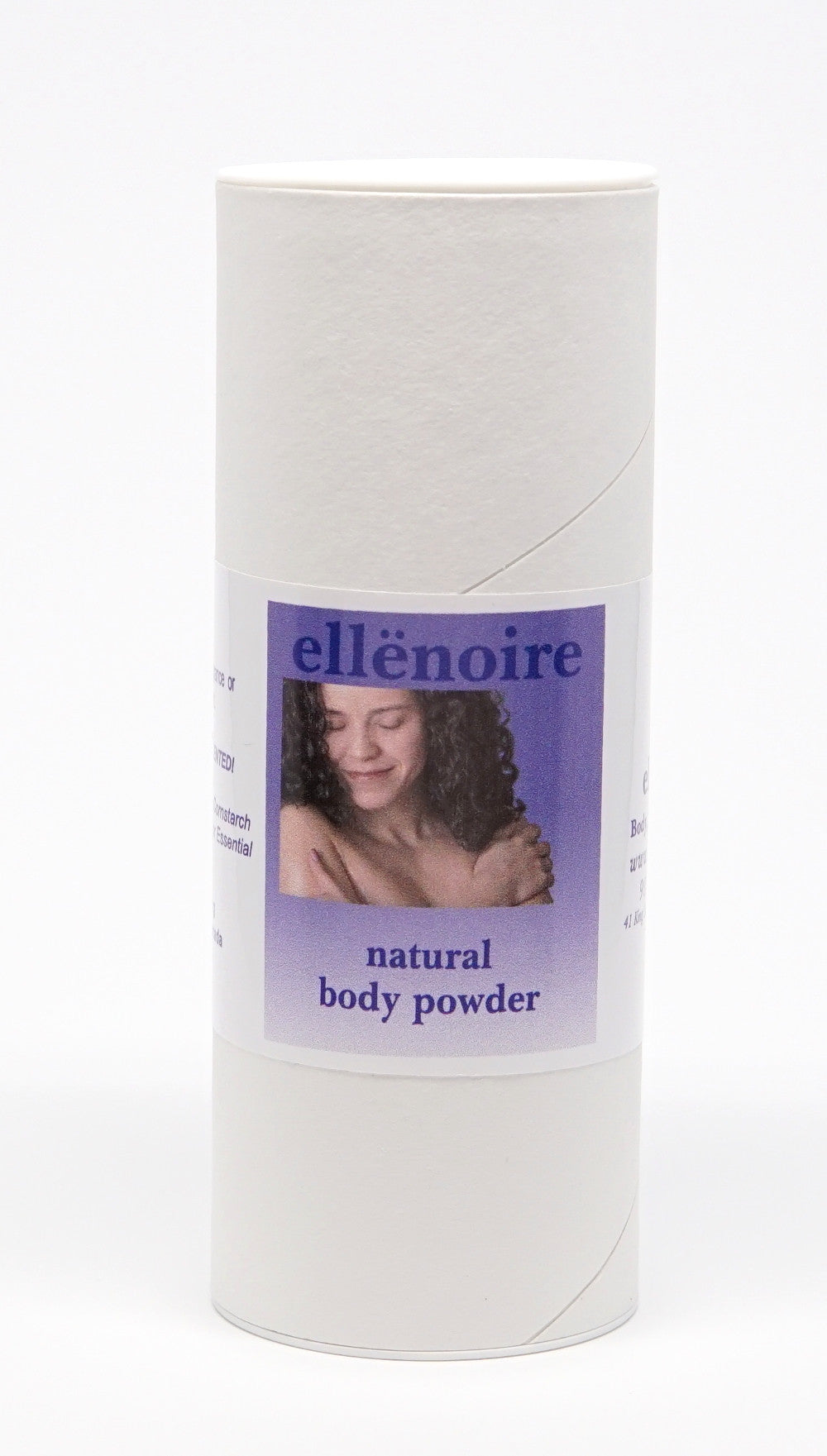 ellënoire Natural Body Powder-Bath Products-ellënoire body, bath fragrance & curly hair
