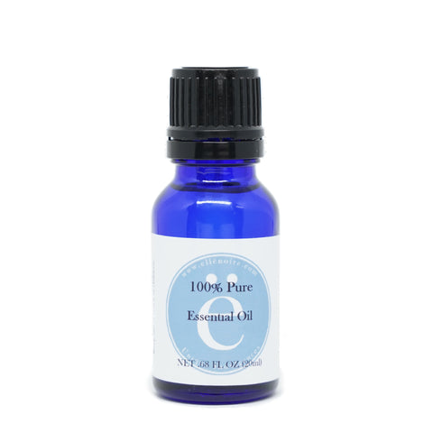 Wake Up Angel! 100% Pure Essential Oil Blend, 20 ml in a glass bottle with dropper top-ellenoire fragrance-ellënoire body, bath fragrance & curly hair