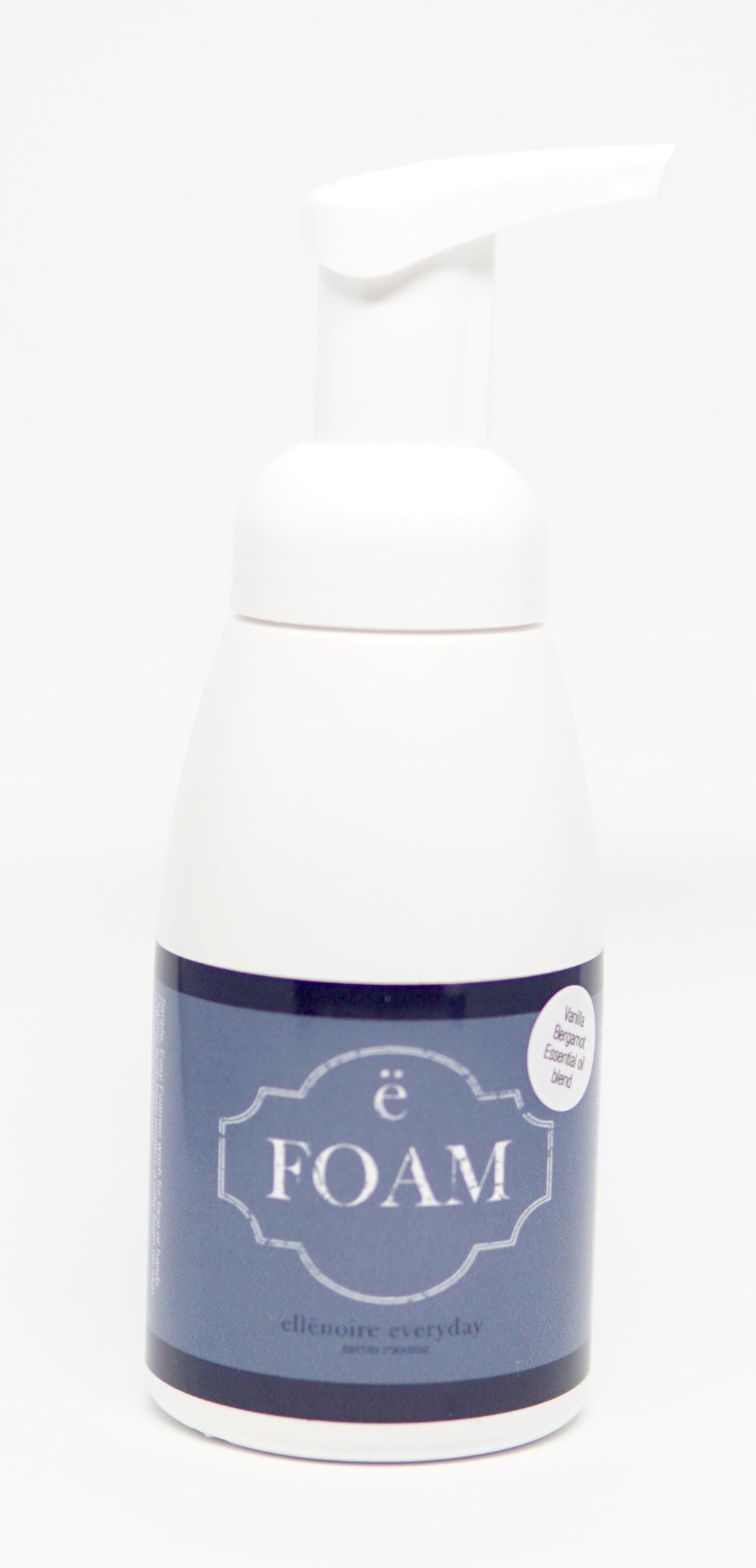 ellënoire everyday Organic Foam Wash-Bath Products-ellënoire body, bath fragrance & curly hair