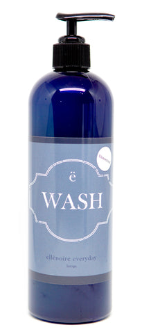 ellënoire everyday Organic Body Wash-Bath Products-ellënoire body, bath fragrance & curly hair