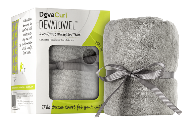 DevaCurl New DevaTowel™-DevaCurl products-ellënoire body, bath fragrance & curly hair