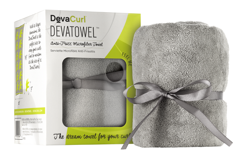 DevaCurl DevaTowel™-DevaCurl products-ellënoire body, bath fragrance & curly hair