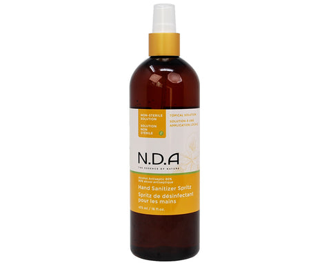 N.D.A. Hand Sanitizer Spritz-ellënoire body, bath fragrance & curly hair