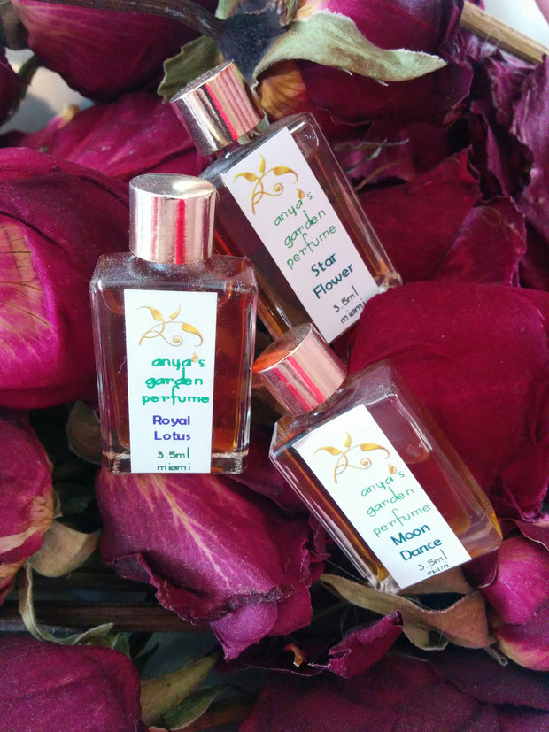 Anya's Garden Perfume 3.5ml-Anya's Garden-ellënoire body, bath fragrance & curly hair