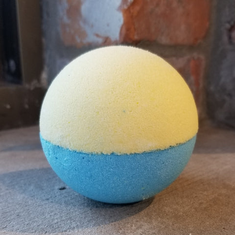 "ellënoire ""ëbomb"" Bath Bomb - Lavender Lemongrass-Bath Products-ellënoire body, bath fragrance & curly hair"
