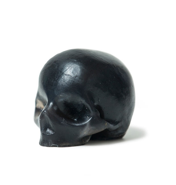 Rebels Refinery Black Activated Charcoal Skull Soap-Face Products-ellënoire body, bath fragrance & curly hair