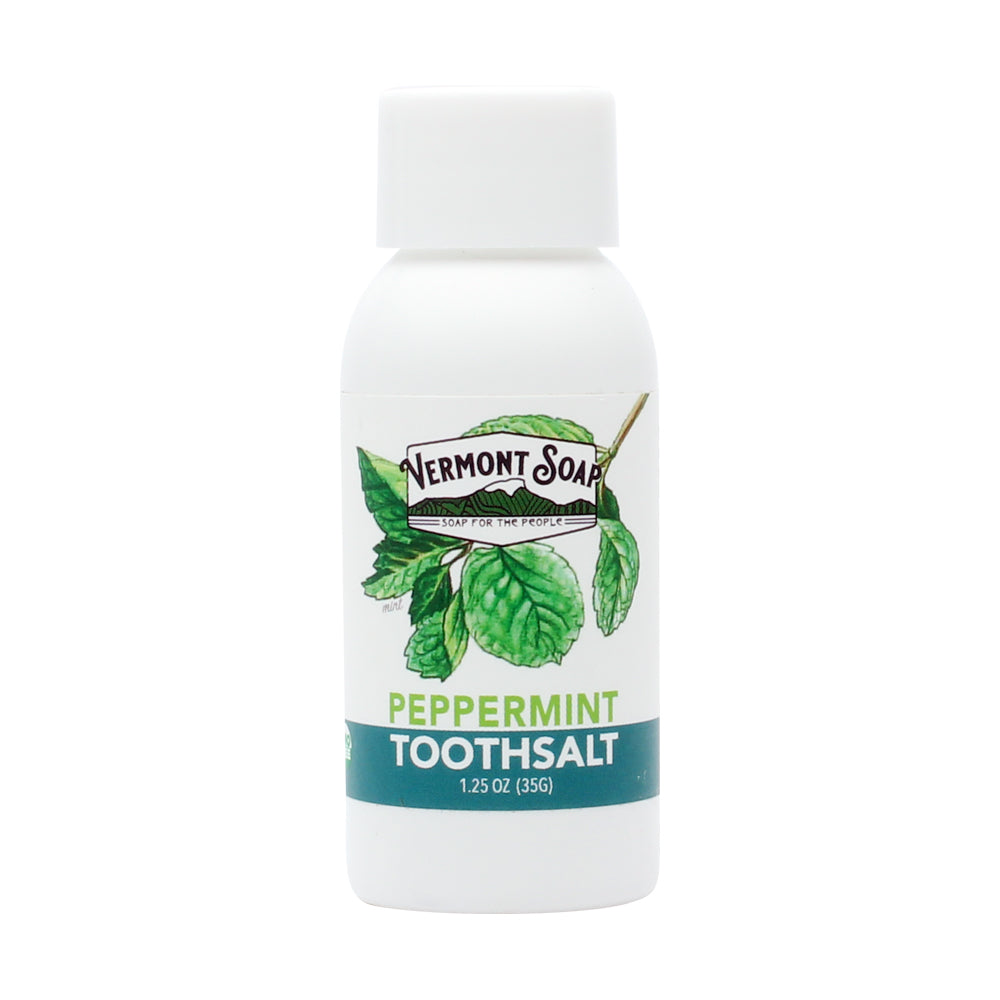 Vermont Soap Tooth Salt-Personal Care-ellënoire body, bath fragrance & curly hair