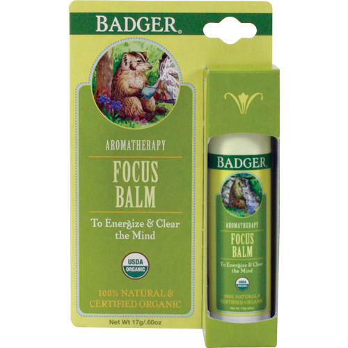 Badger Focus Balm-Aromatherapy-ellënoire body, bath fragrance & curly hair
