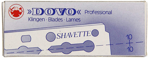 Dovo Shavette Straight Razor Replacement Blades-ellënoire body, bath fragrance & curly hair