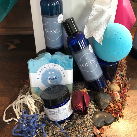 Mother's Day $40 Gift package-ellënoire body, bath fragrance & curly hair
