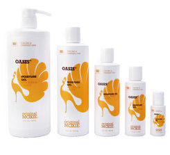original MOXIE Oasis Hydrating Primer with Sodium Lactate-Curly Hair Products-ellënoire body, bath fragrance & curly hair