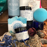 Any Day $75 Gift package-ellënoire body, bath fragrance & curly hair