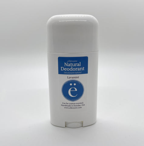 ellënoire Natural Deodorant-Bath Products-ellënoire body, bath fragrance & curly hair