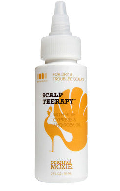 Original MOXIE Scalp Therapy-Curly Hair Products-ellënoire body, bath fragrance & curly hair