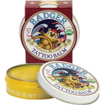 Badger Tattoo Balm-ellënoire body, bath fragrance & curly hair