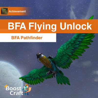 Buy Flying Unlock - Flying in BFA Boost