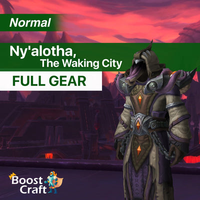 BUY NY'ALOTHA FULL GEAR BOOST NORMAL