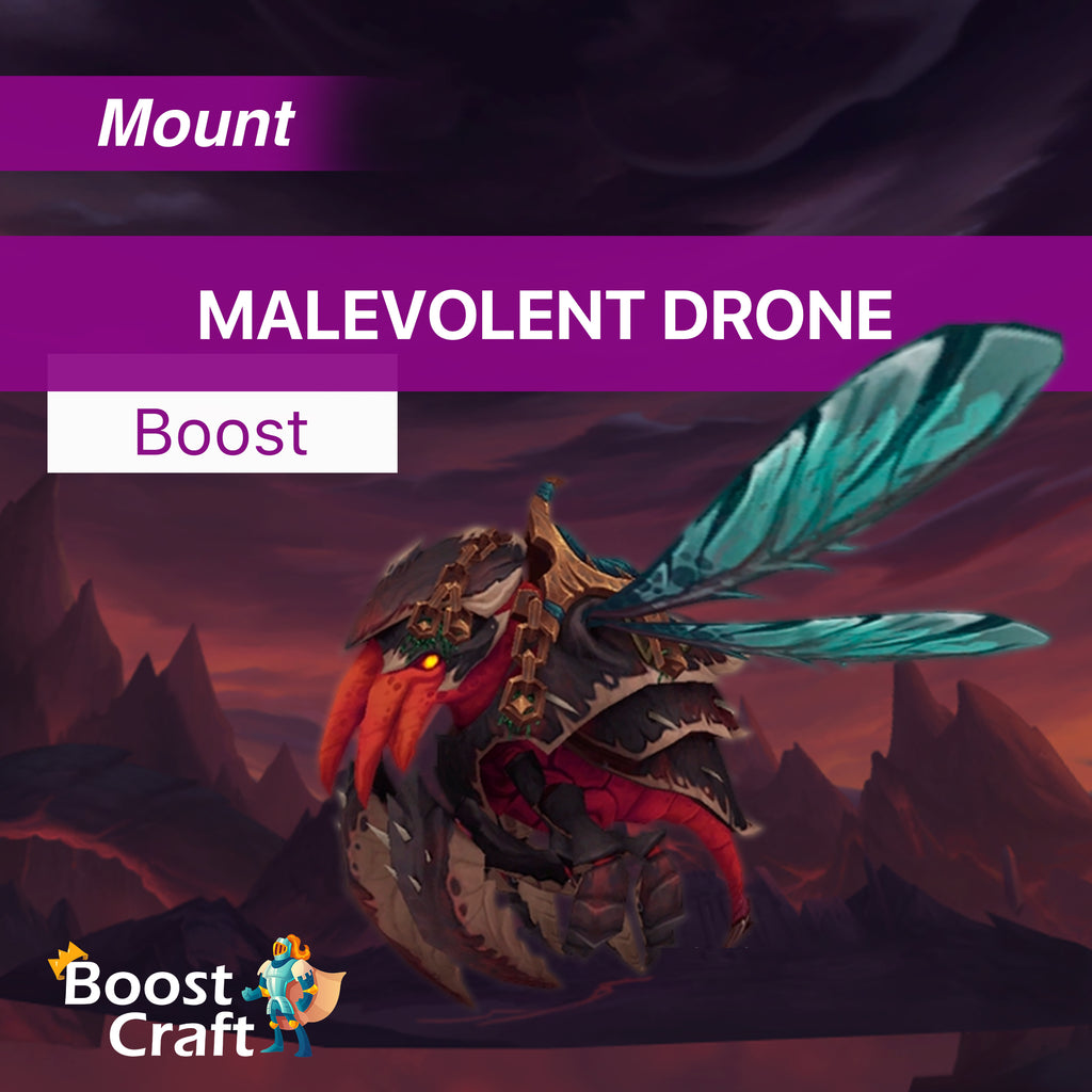 Buy wow mount Malevolent Drone